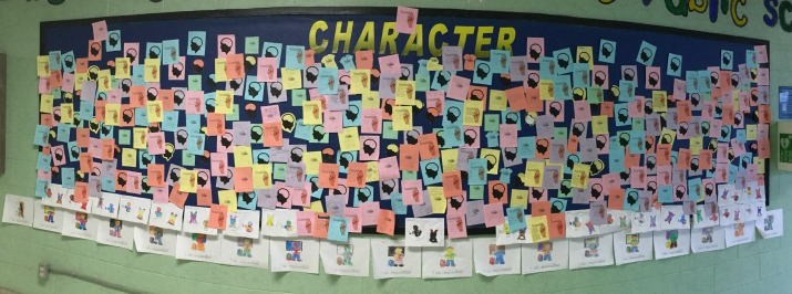 Character Education Board